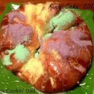 This Cookin' Dad Challenged–King Cake