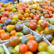 Sunday Photo:  Farmer's Market Tomatoes