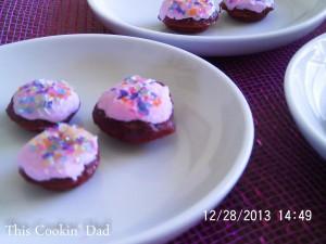 Mini Cupcakes-Grace