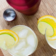 The Simplest Margarita Ever!