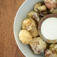 Fried Mushroom Memories