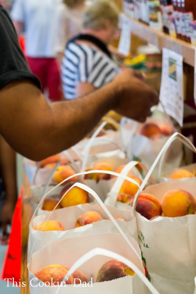 Peaches 2014-5