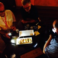 Capturing Your Restaurant Meal in the Dark