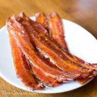 Bourbon Maple Bacon aka Bacon Crack