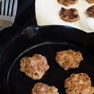 Easy Homemade Sausage Patties