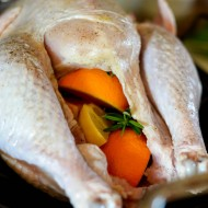 Citrus Rosemary Turkey